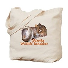 Florida Wildlife Rehabber Tote Bag