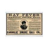 Carbolic Smoke Ball Rectangle Magnet (10 pack)