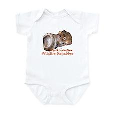 NC Wildlife Rehabber Infant Bodysuit
