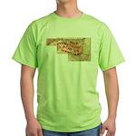 Flat Maryland Green T-Shirt