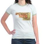 Flat Maryland Jr. Ringer T-Shirt