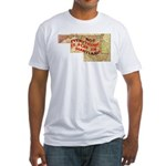 Flat Maryland Fitted T-Shirt