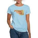 Flat Maryland Women's Light T-Shirt