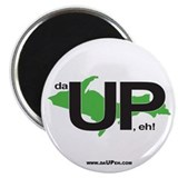 "da UP, eh! 2.25"" Magnet (10 pack)"