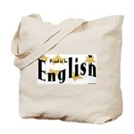 English Tote Bag