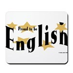 English Mousepad