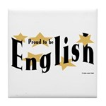 English Tile Coaster