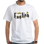 English White T-Shirt