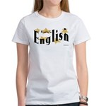 English Women's T-Shirt
