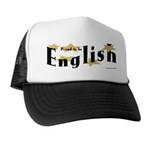 English Trucker Hat