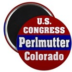 Ed Perlmutter for Congress Magnet