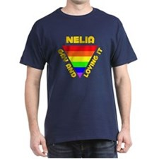 Nelia Gay Pride (#009) T-Shirt