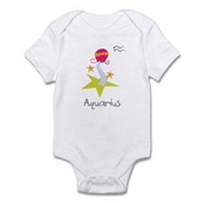 Aquarius Kiddie Infant Bodysuit