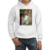 ALICE & THE CHESHIRE CAT Jumper Hoody