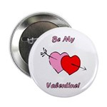 "My Valentine 2.25"" Button"