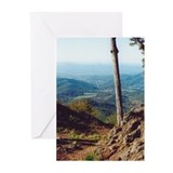 Skyline Drive Valley View Greeting Cards (Pk of 20