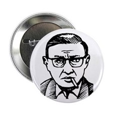 "BITTER SARTRE 2.25"" Button (10 pack)"