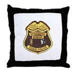 Stockbridge Munsee PD Throw Pillow
