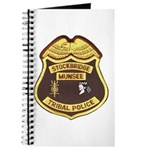 Stockbridge Munsee PD Journal
