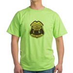 Stockbridge Munsee PD Green T-Shirt
