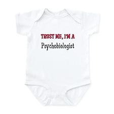 Trust Me I'm a Psychobiologist Infant Bodysuit