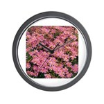 Coreopsis Rose Wall Clock