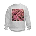 Coreopsis Rose Kids Sweatshirt