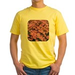Coreopsis Rose Yellow T-Shirt