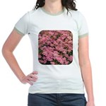 Coreopsis Rose Jr. Ringer T-Shirt
