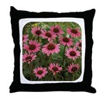 Echinacea Magnus Throw Pillow