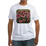 Echinacea Magnus Fitted T-Shirt