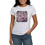 Phlox Candy Stripe Women's T-Shirt