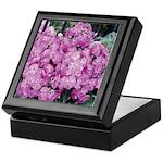 Phlox Lilac Keepsake Box