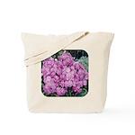 Phlox Lilac Tote Bag