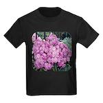Phlox Lilac Kids Dark T-Shirt