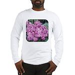 Phlox Lilac Long Sleeve T-Shirt