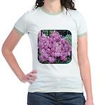 Phlox Lilac Jr. Ringer T-Shirt