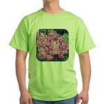 Phlox Lilac Green T-Shirt