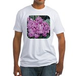 Phlox Lilac Fitted T-Shirt
