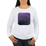 Lavandula - Lavender Women's Long Sleeve T-Shirt