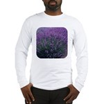 Lavandula - Lavender Long Sleeve T-Shirt