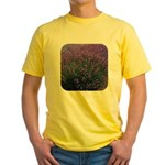 Lavandula - Lavender Yellow T-Shirt