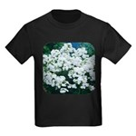 Phlox White Kids Dark T-Shirt