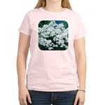 Phlox White Women's Light T-Shirt