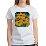 Rudbeckia - Black Eye Susan Women's T-Shirt