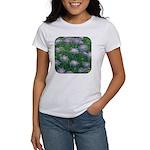 Scabiosa Blue Women's T-Shirt