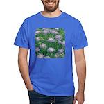 Scabiosa Blue Dark T-Shirt