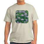 Scabiosa Blue Light T-Shirt