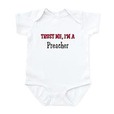 Trust Me I'm a Preacher Infant Bodysuit