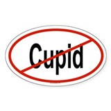 CUPID Oval Decal